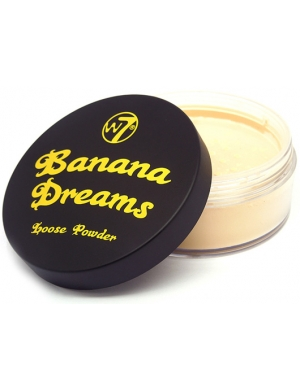W7 Puder sypki do twarzy Banana Dreams Powder
