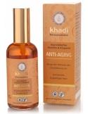 khadi Ziołowy olejek odmładzający do twarzy i ciała Anti Aging