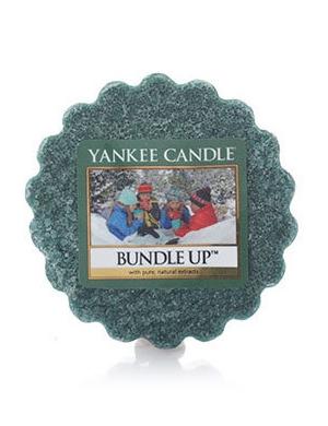 YANKEE CANDLE Wosk zapachowy Bundle up