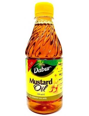Dabur Olej musztardowy Mustard Oil 250ml