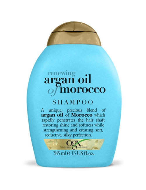 Organix Ogx Szampon rewitalizujący z arganem Moroccan Argan Oil