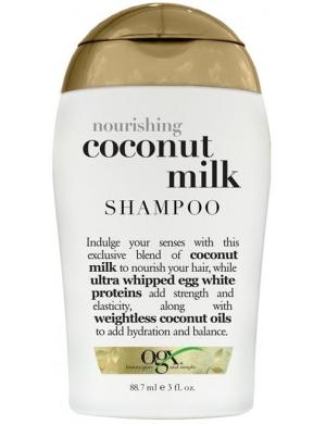Ogx Nawilżający szampon z mleczkiem kokosowym Coconut Milk