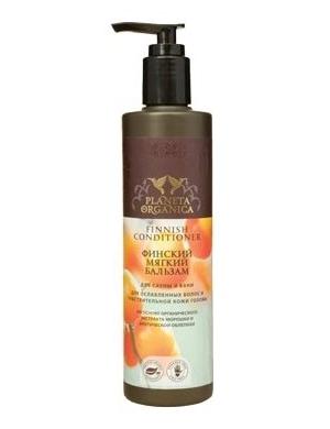 Planeta Organica Fiński balsam do włosów osłabionych