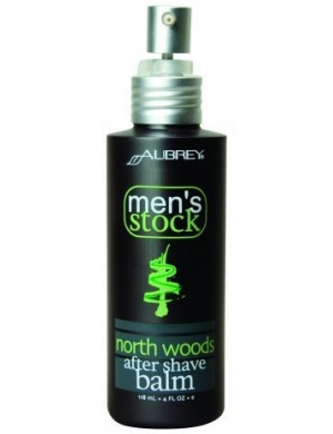 North Woods Łagodzący balsam po goleniu
