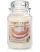 YANKEE CANDLE Świeca zapachowa - Gingerbread Maple (duży słój)