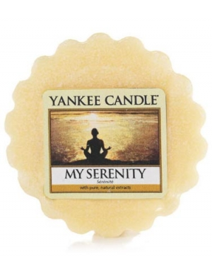 YANKEE CANDLE Wosk zapachowy My Serenity