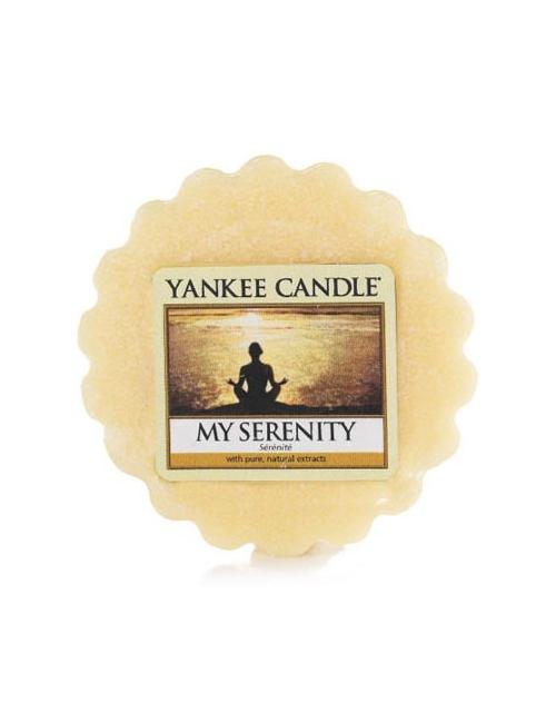 YANKEE CANDLE Wosk zapachowy My Serenity