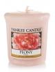 YANKEE CANDLE Świeca zapachowa Peony (sampler)
