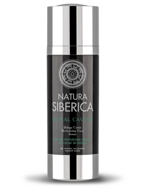 Natura Siberica Absolut, Regenerujące serum do twarzy