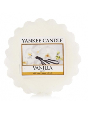YANKEE CANDLE Wosk zapachowy Vanilla