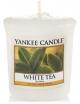 YANKEE CANDLE Świeca zapachowa White Tea (sampler)