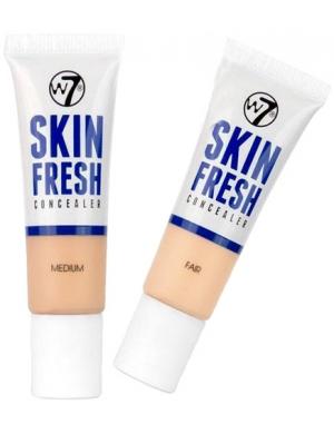 W7 Płynny korektor do twarzy i pod oczy Skin Fresh