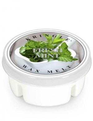 Kringle Candle Wosk zapachowy Świeża Mięta - Fresh Mint