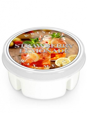 Kringle Candle Wosk zapachowy Truskawkowa Lemoniada - Strawberry Lemonade