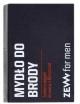 ZEW for men, Naturalne mydło do brody z węglem drzewnym