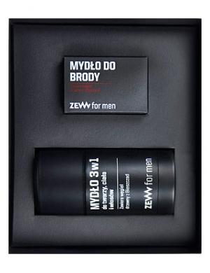 ZEW for men, Zestaw kosmetyków dla mężczyzn - Komplet Brodacza