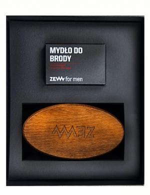 ZEW for men, Zestaw do pielęgnacji brody - Pakiet Brodacza