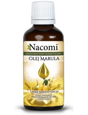 Nacomi Przeciwzmarszczkowy kosmetyczny olej marula