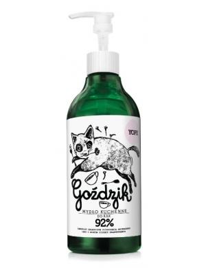 YOPE Antybakteryjne mydło kuchenne w płynie Goździk 500ml