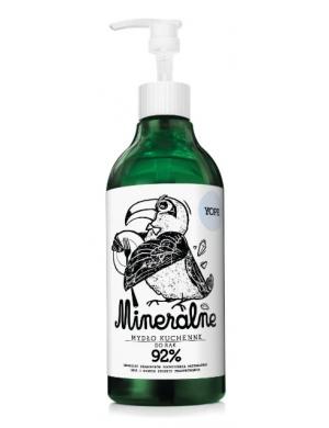 YOPE Antybakteryjne mydło kuchenne w płynie Mineralne 500ml
