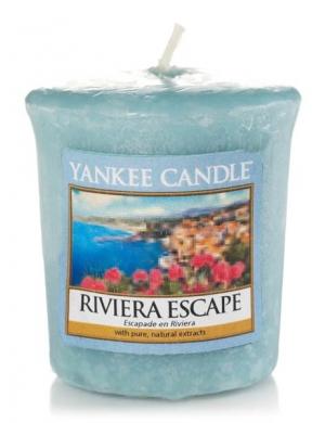 YANKEE CANDLE Świeca zapachowa Riviera Escape (sampler)
