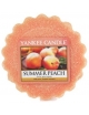 YANKEE CANDLE Wosk zapachowy Summer Peach