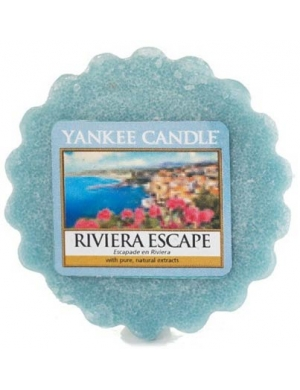 YANKEE CANDLE Wosk zapachowy Riviera Escape