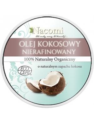 Nacomi Nierafinowany olej kokosowy