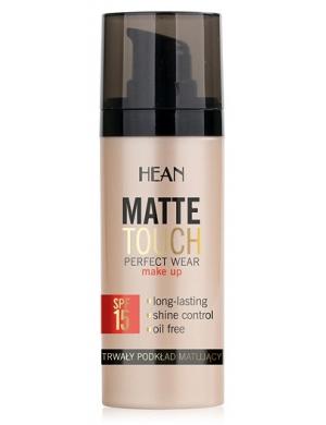 HEAN Podkład matujący do twarzy Matte Touch SPF15