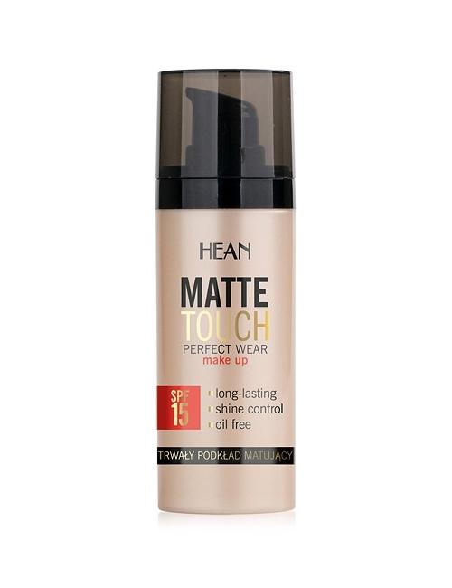 HEAN Podkład matujący do twarzy Matte Touch