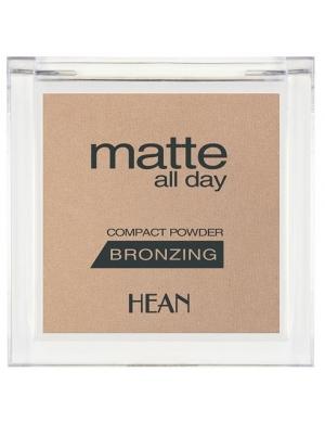 HEAN Matowy bronzer do konturowania twarzy