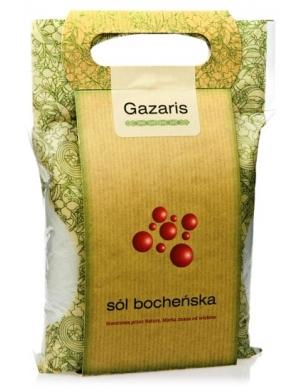 Bocheńska lecznicza sól kąpielowa Gazaris 1kg