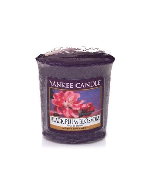 YANKEE CANDLE Świeca zapachowa Black Plum Blossom (sampler)