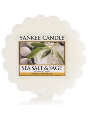 YANKEE CANDLE Wosk zapachowy Sea Salt & Sage