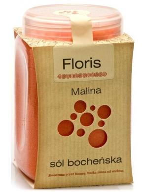 Bocheńska sól do kąpieli jodowo-bromowa Floris - Malina 0