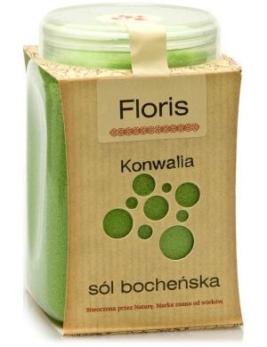 Bocheńska sól do kąpieli jodowo-bromowa Floris - Konwalia