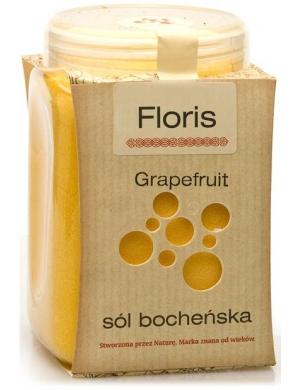 Bocheńska sól do kąpieli jodowo-bromowa Floris - Grejpfrut