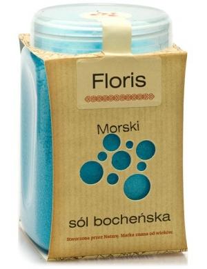 Bocheńska sól do kąpieli jodowo-bromowa Floris - Morski