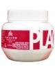 KALLOS Maska do włosów zniszczonych i suchych Placenta 275ml