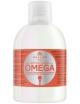 KALLOS KJMN Regenerujący szampon do włosów Omega Repair 1000ml