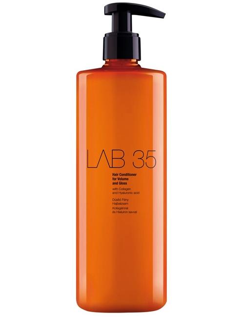 KALLOS Lab35 Wzmacniający balsam – odżywka do włosów Objętość i Blask 500ml