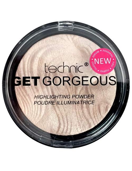 Technic Rozświetlacz do twarzy Get Gorgeous Highlighter