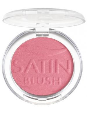 HEAN Satynowy róż do policzków Satin Blush - Nr 2 Satin Rose