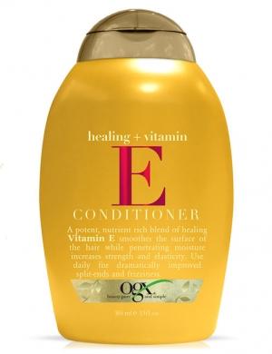 Ogx Wzmacniająca odżywka do włosów Healing + Vitamin E