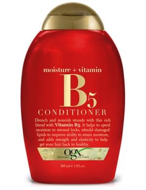 Ogx Rewitalizująca odżywka do włosów Moisture + Vitamin B5