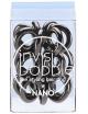 Invisibobble Nano, Gumki do upinania i stylizacji włosów - True Black