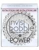 Invisibobble Power, Gumki do upinania i stylizacji włosów - Crystal Clear