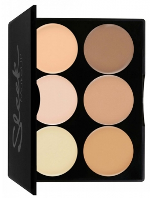 Sleek MakeUP Paleta do konturowania twarzy Cream Contour Kit