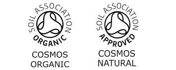 Certyfikat Kosmetyki Soil Assiociation