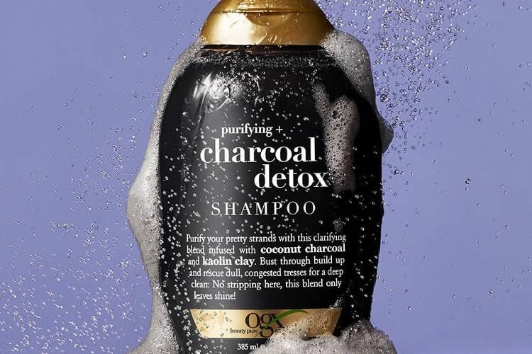 Ogx Szampon do włosów Charcoal Detox